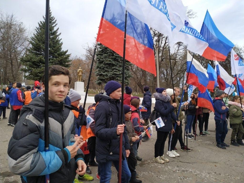 В Перевальске состоялась пробежка в честь Дня народного единства 5