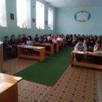 В Краснодоне состоялась встреча Владимира Шавлая с руководителями учреждений образования