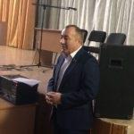 Депутат Народного Совета ЛНР Павел Пилавов встретился с избирателями Артемовского района в Луганске