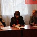 Депутат Народного Совета ЛНР Олег Попов встретился с жителями Кировска