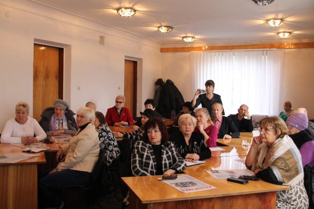 В Антраците провели встречу с местными поэтами 2