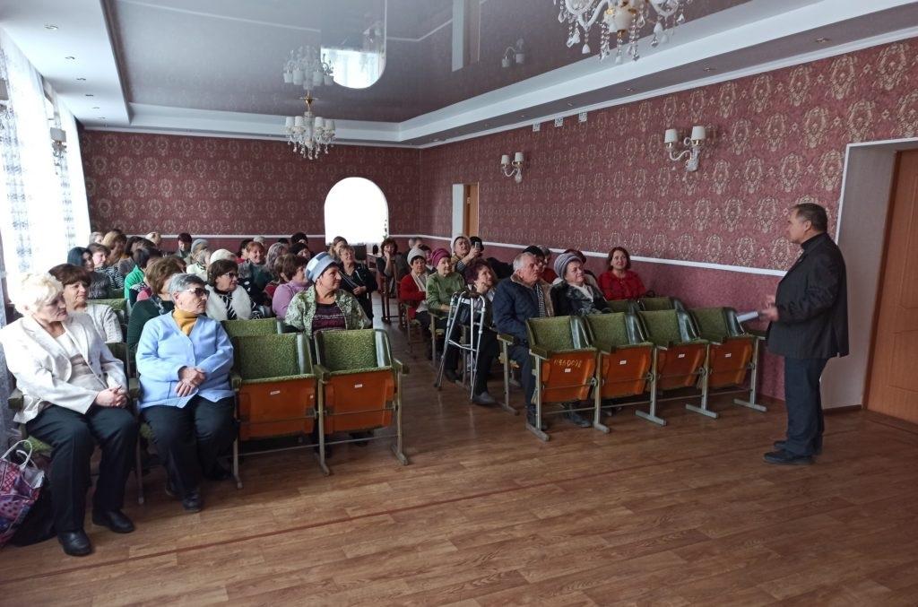Презентация сборника стихов «Запах чабреца» прошла в Лутугино 4
