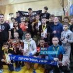 Спортсмены из ЛНР заняли первое командное место на соревнованиях по муай-тай в Донецке