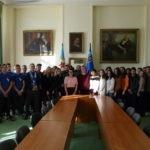 Молодежь Стаханова за круглым столом обсудила вопросы реализации Минских соглашений