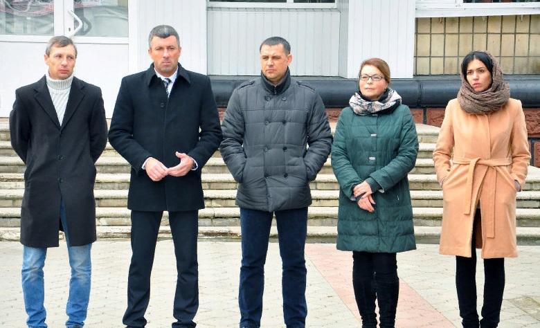 В Свердловске состоялся торжественный митинг 2