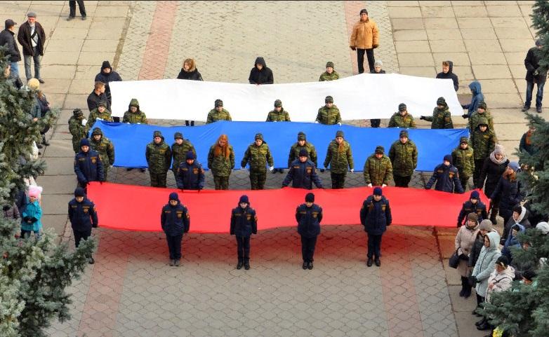 В Свердловске состоялся торжественный митинг 1