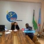 Депутат Народного Совета Луганской Народной Республики ознакомился с проблемами жителей Свердловска