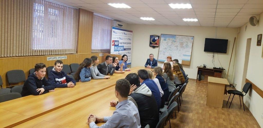 Круглый стол на тему Минских соглашений провели в Перевальске 3