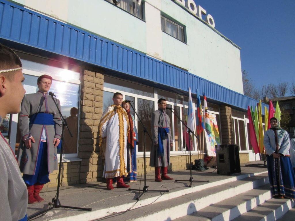 В Суходольске состоялось театрализованное представление «Истории страницы в нас живут» 3