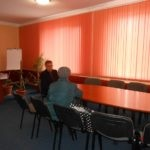 В Перевальске состоялся прием граждан Виталия Михайлова