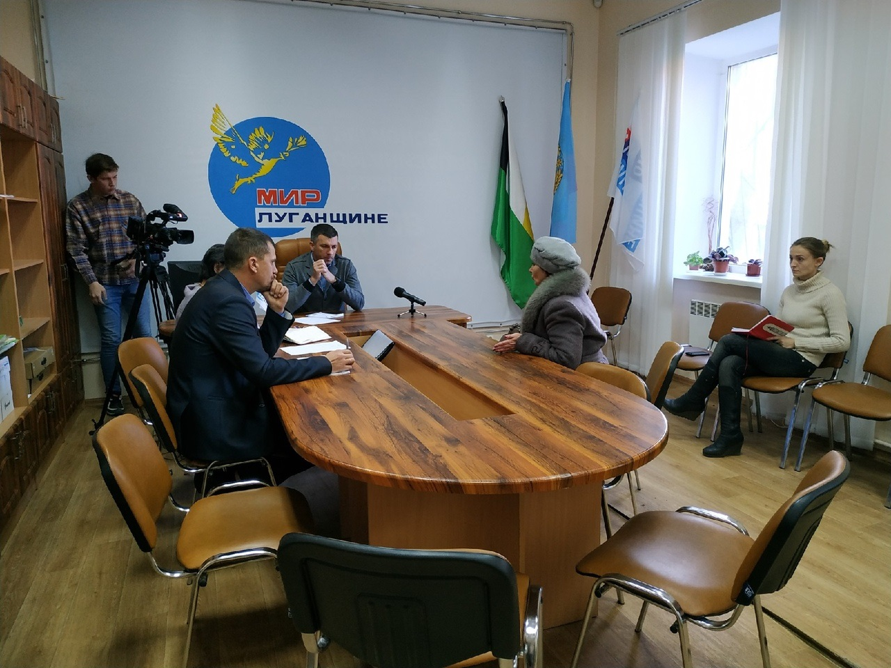 Глава Администрации города и района Андрей Сухачев провел прием граждан в Свердловске 1