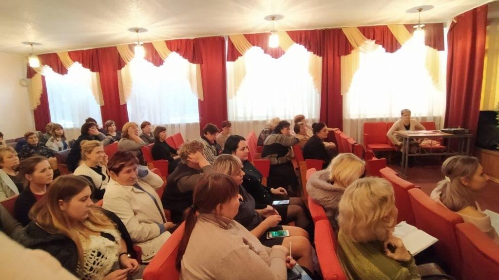 В Перевальске состоялась встреча Александра Ермоленко с трудовым коллективом образовательного учреждения 2