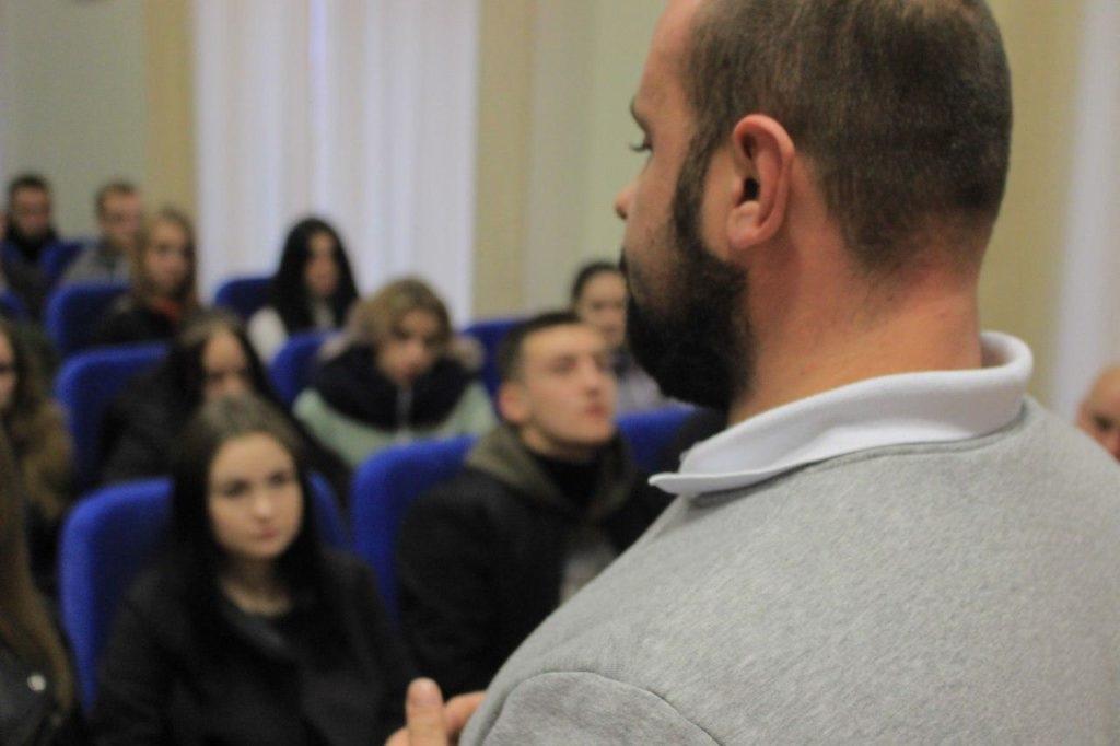 Для активистов проекта «Дружина» состоялся тренинг на тему «Национальная концепция и здоровый образ жизни» 2