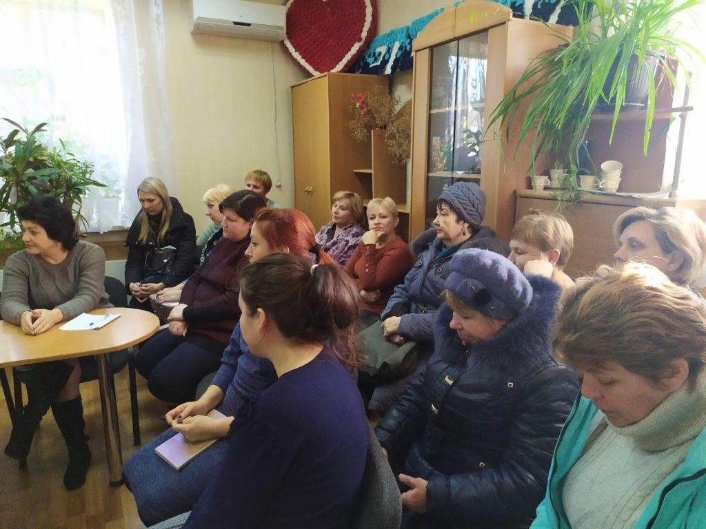 Дмитрий Кукарский провел прием граждан в поселке городского типа Крепенский города Антрацита 3