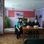 В поселке Верхний Нагольчик Антрацитовского района состоялся прием Дмитрия Кукарского