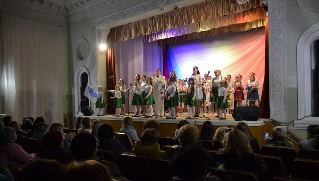 В Лутугино состоялся концерт посвященный Дню народного единства 4