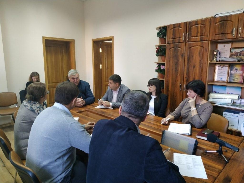 Совместный прием граждан Андрея Сопельника, Андрея Сухачева и Анны Чикулдаевой состоялся в Свердловске 2