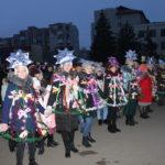 Открытие городской новогодней елки состоялось в Краснодоне