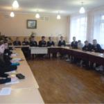 В Молодогвардейской школе провели круглый стол «Вторая мировая война: поиск истины или мифотворчество?»