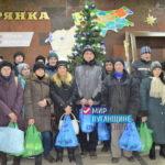 В шести городах Республики выдали продуктовые наборы работникам сферы ЖКХ от проекта «Волонтёр»