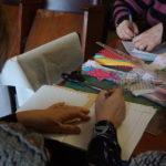 В Луганском Дворце культуры прошло занятие по лоскутному шитью