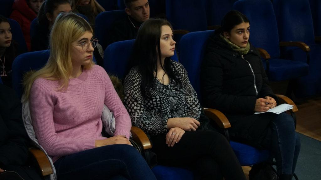 В День чествования участников ликвидации последствий аварии на ЧАЭС в Луганске состоялась встреча 7
