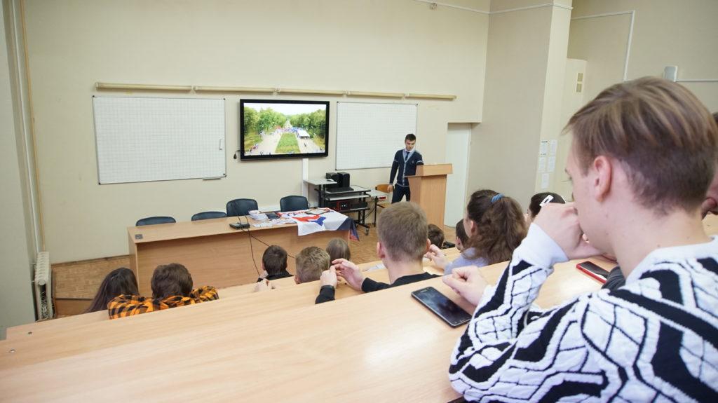 Первичную организацию проекта «Молодая гвардия» открыли в ЛНУ имени Тараса Шевченко 3