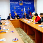 В Кировске состоялась встреча членов Кировского теротделения, председателей первичных отделений и активистов ОД «Мир Луганщине»