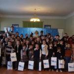 Активисты проекта «Молодая гвардия» провели праздник «В гостях у Святого Николая» для детей в Суходольске
