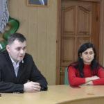В Ровеньках состоялась встреча с активистами первичного отделения работников образования