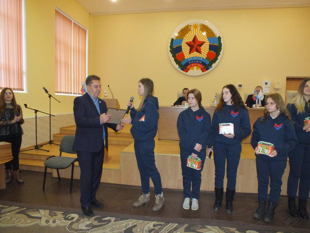 В Перевальске прошло расширенное аппаратное совещание по подведению итогов работы за 2019 год 5
