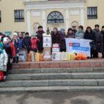 Молодогвардейские активисты ОД «Мир Луганщине» посетили Краснодонскую центральную многопрофильную больницу ЛНР