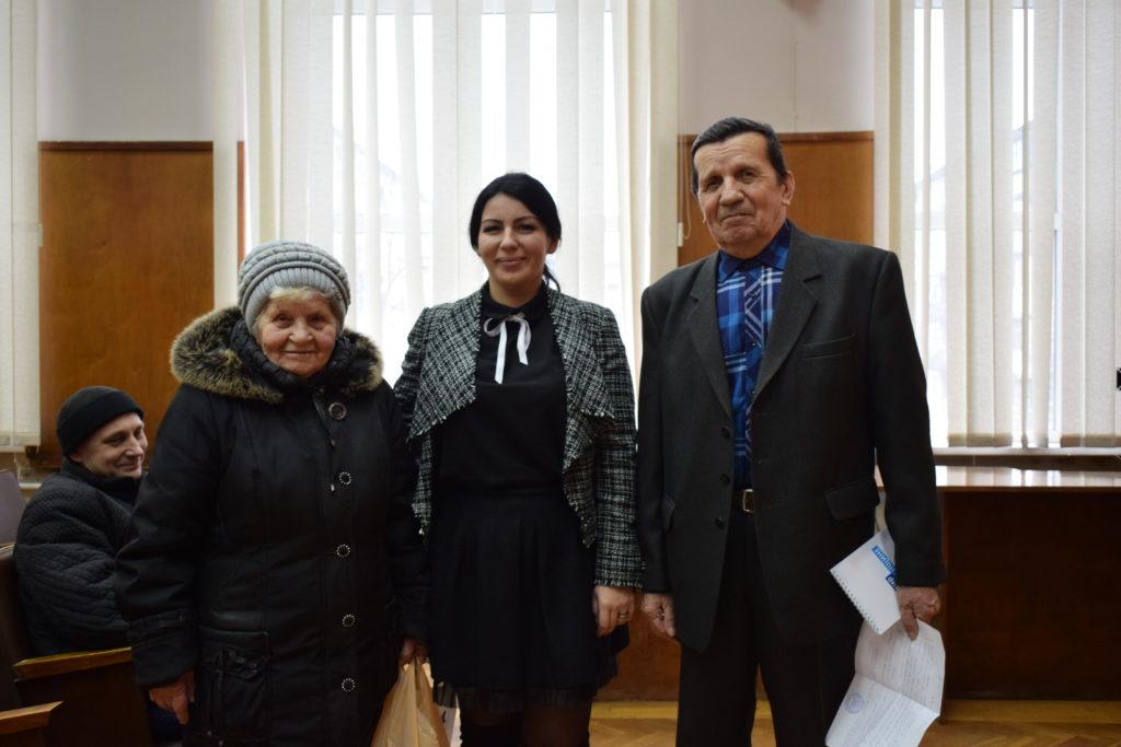В Первомайске прошло заседание президиума Первомайской городской организации ветеранов 1