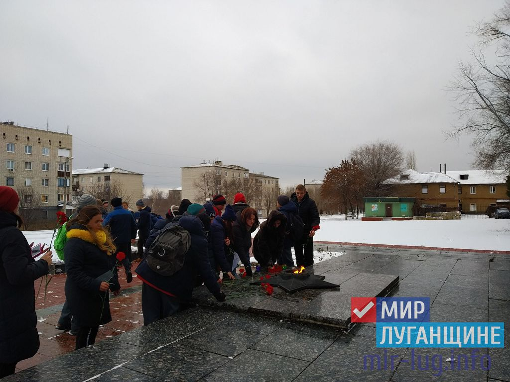 Митинг в честь Дня Неизвестного Солдата провели в Первомайске 3