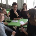 Интеллектуально-развлекательная игра «Молодежный квиз» прошла в Ровеньках