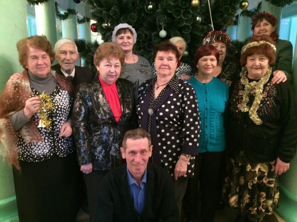 В Краснодоне собрались на заседание члены президиума Общественной организации ветеранов города и района 3