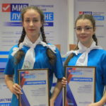 Подведение итогов цикла мероприятий «Я ВОЛОНТЕР» прошло в Луганске