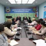 Андрей Гребенщиков провел прием граждан в Антраците