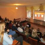 Активисты проекта «Молодая гвардия» провели культурно-развлекательную программу в Брянке