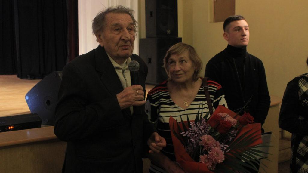 Концерт «Поклонимся этим великим годам» прошел в Луганске 7