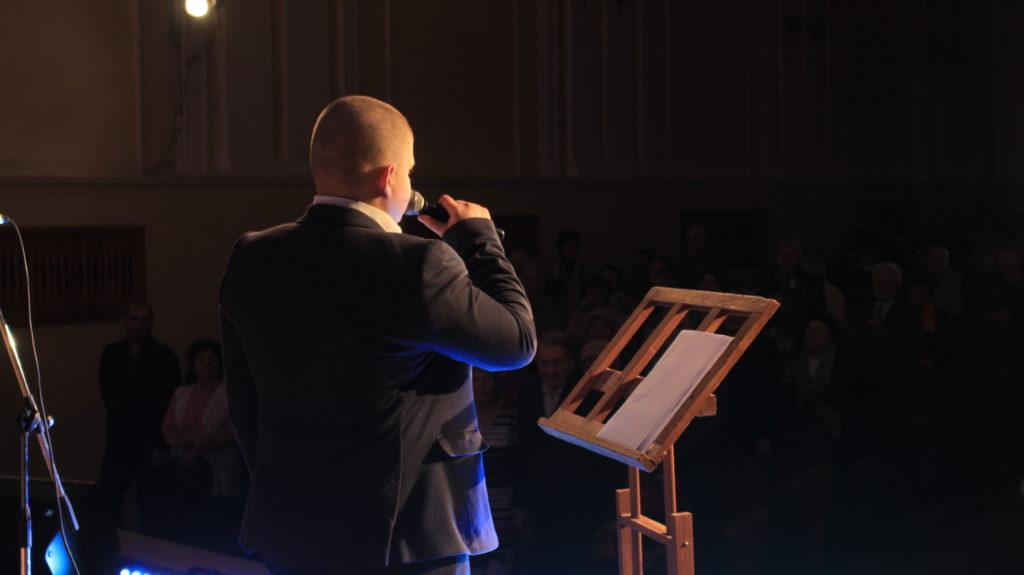 Концерт «Поклонимся этим великим годам» прошел в Луганске 1