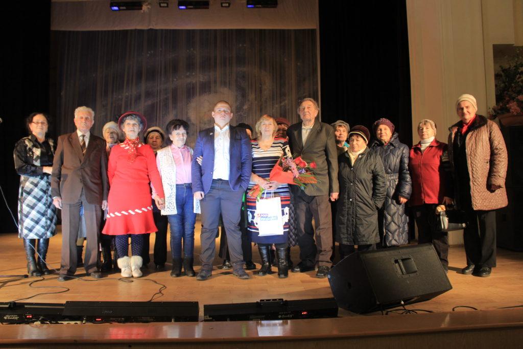 Концерт «Поклонимся этим великим годам» прошел в Луганске 9