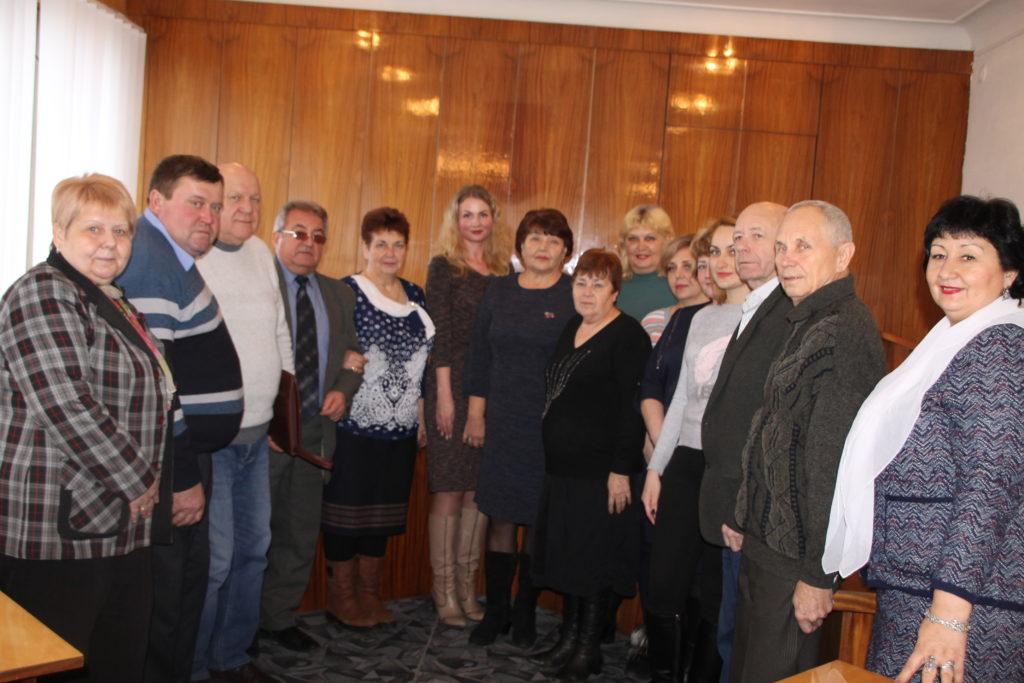 Круглый стол с членами теротделения и руководителями первичных отделений провели в Антраците 2