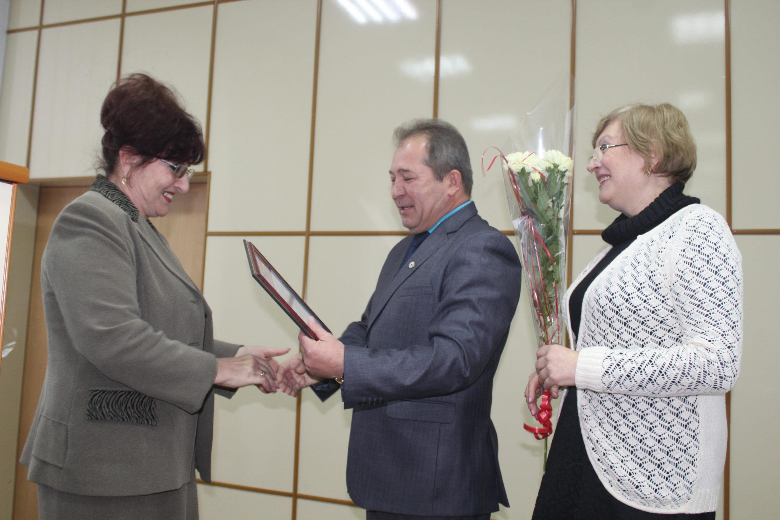 В Славяносербске состоялся пленум Славяносербской организации ветеранов 1