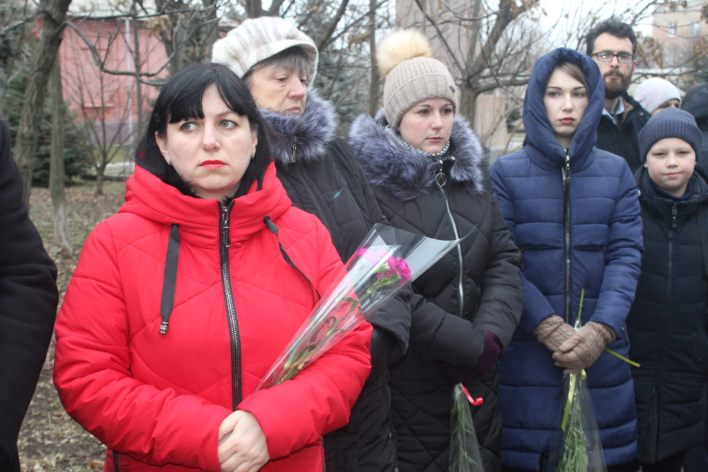 В Славяносербске провели митинг, посвящённый Дню чествования участников ликвидации последствий аварии на ЧАЭС 4