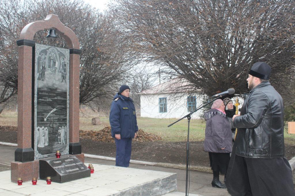 В Славяносербске провели митинг, посвящённый Дню чествования участников ликвидации последствий аварии на ЧАЭС 5
