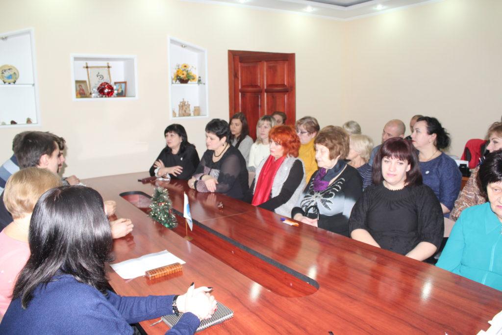 В Славяносербске прошла встреча активистов Общественного движения «Мир Луганщине» 2