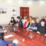 В Славяносербске прошла встреча активистов Общественного движения «Мир Луганщине»