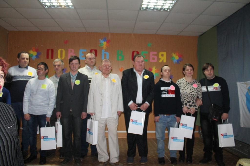 В Краснодоне состоялась игра КВН «Поверь в себя» среди лиц с ограниченными возможностями 5