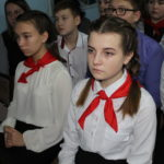 В Славяносербском музее стартовала акция «Знамя Победы»